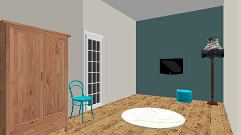 STP Studio - Retro - Office - by reetaylor