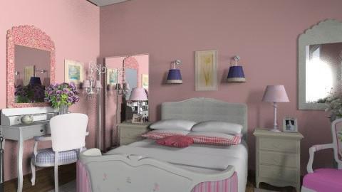 Belle - Rustic - Bedroom - by milyca8