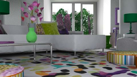 Cheers! - Eclectic - Living room - by Dina1970