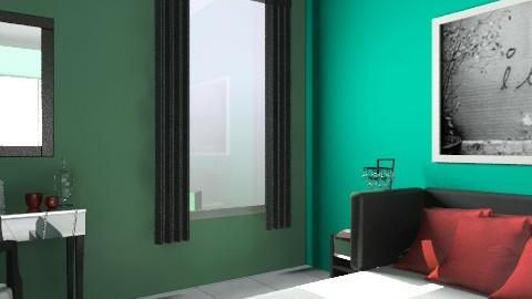 niktaki8 - Bedroom - by gobin