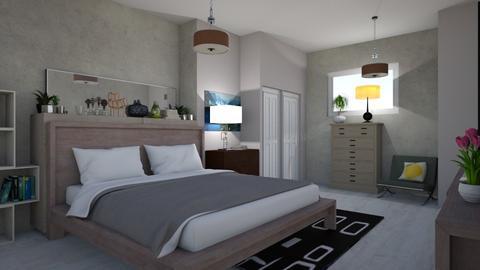 Bedroom Design 2 - Bedroom - by Alexander_RS