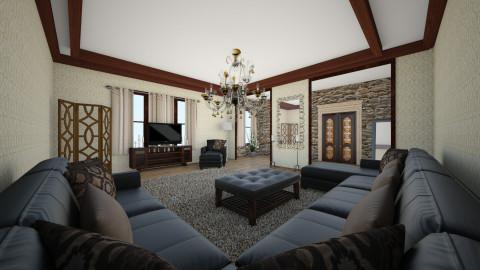 gviuc - Living room - by Elvira  Elvira