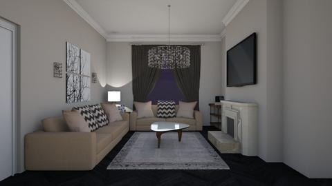living room on PARIS - Living room - by __Nikoletta__