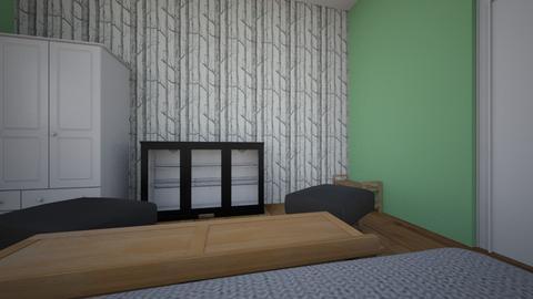 Aleiyas room 1 - Bedroom - by aleiya