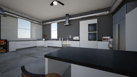 Ada Bart - Modern - Kitchen - by AdaBart