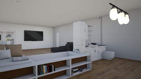 casa - Bedroom - by nathanaelganador04