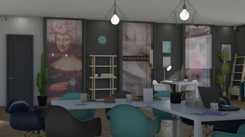 academy of arts tchr room - by jolaskajp