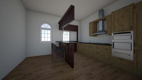 kitchen - Kitchen - by AnaP2004