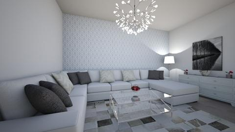 sala - Modern - Living room - by ilse_roman25