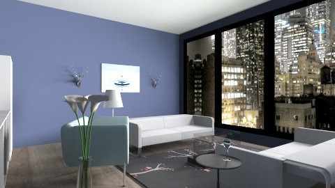 Apartment Lounge - Modern - Living room - by so_lejit135