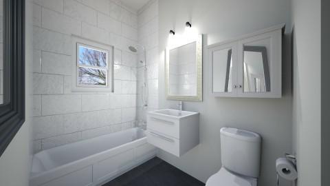 ML2 - Bathroom - by Kaylin1313