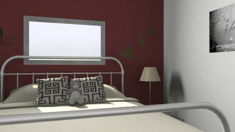 New bedroom - Modern - Bedroom - by cayer_samantha