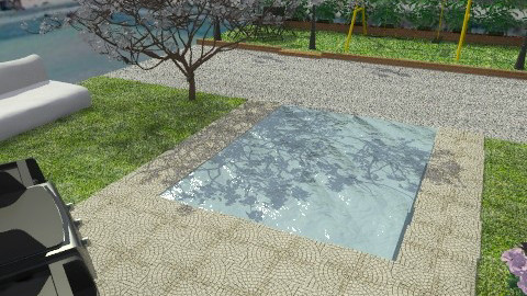 cozy outside - Garden - by clo_bug12
