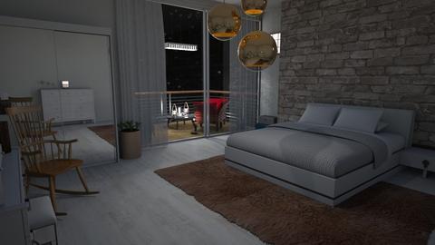 wood1 - Bedroom - by chaimaeh