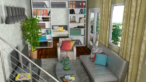 student room - Modern - by awiley