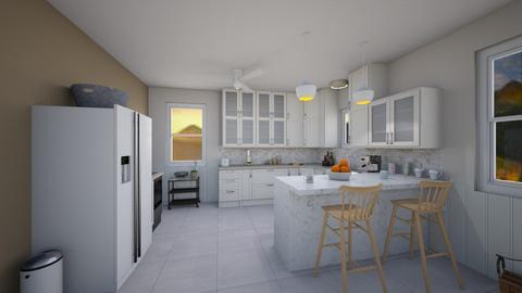 tracy ave - Kitchen - by jdenae3