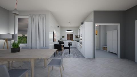 Wind - Minimal - Living room - by agnieszka_giez