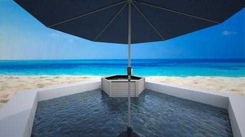 beach pool - by southern gal 13