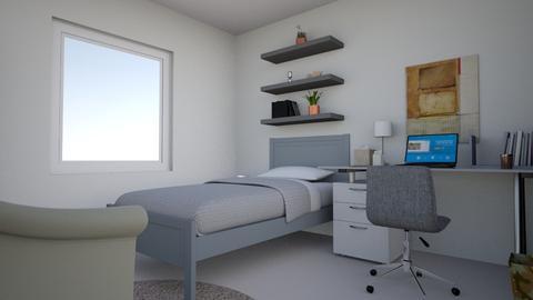 Leias Room - Bedroom - by artofcindy