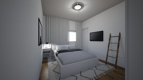 Maya Elul bedroom 1 - Bedroom - by erlichroni