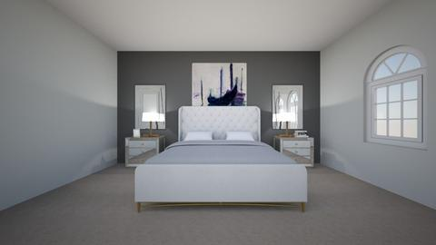 Master Bedroom 3 A2 - Modern - Bedroom - by Christine Ward_877