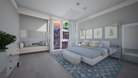 Quarto lean - Bedroom - by camivieira94