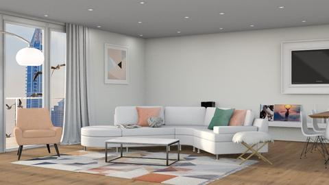 m living - Living room - by its_eima