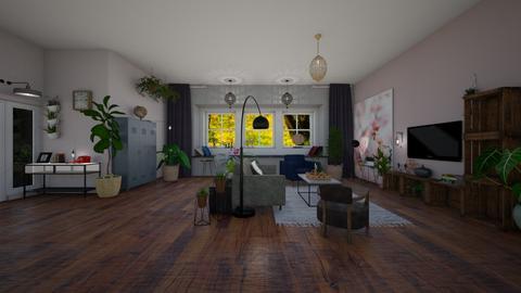 grrr - Bedroom - by TRMVM