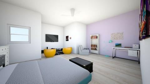 Dream Bedroom - Bedroom - by haleydavidson1344