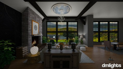scotland home - by DMLights-user-1535008