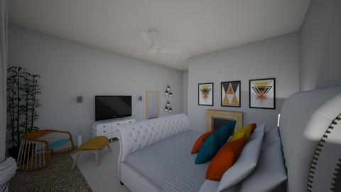 my room - Bedroom - by janessaj