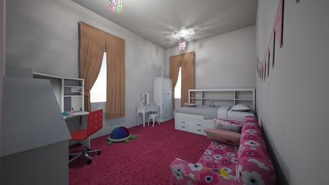 babyroom - Glamour - Kids room - by Bddesign