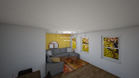 Marrocan Living room - Modern - Living room - by Maayan A
