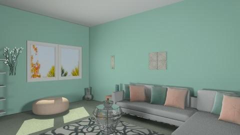 simple54 - Living room - by maryam_bella_vita