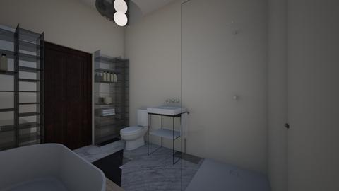master bathroom - Bathroom - by linguaivisionSC