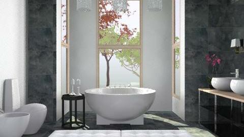 Modest Luxury - Modern - Bathroom - by 3rdfloor