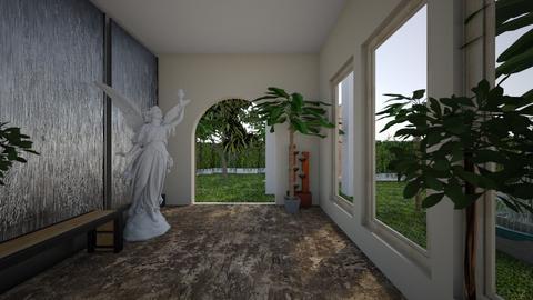 southwest providential - Garden - by alpa rensie