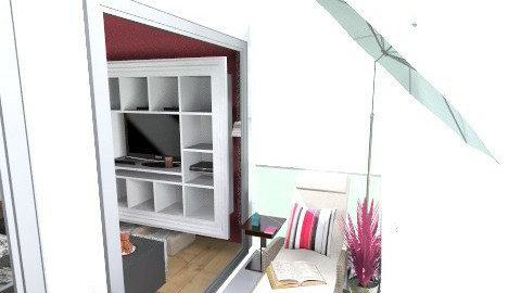 Terraza 2 - Bedroom - by elisamaturana