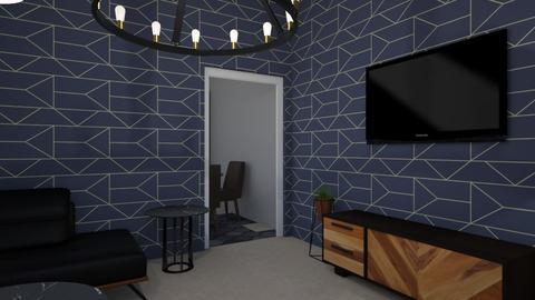 small house - Modern - Living room - by shaun the emu
