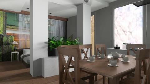 eco - Modern - Kitchen - by tita