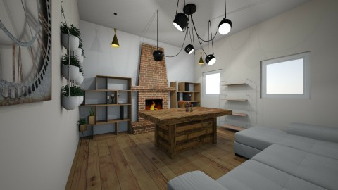 fireplace - by tttttt66