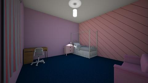 poppys bedroom - Kids room - by poppymew