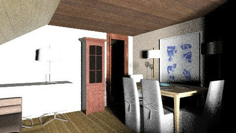 samsun  - Retro - Bedroom - by mohamed hassan
