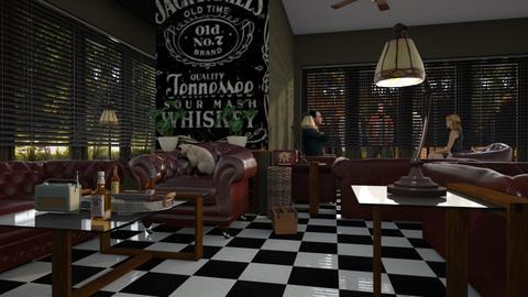 Chesterfield Pub - by ZuzanaDesign