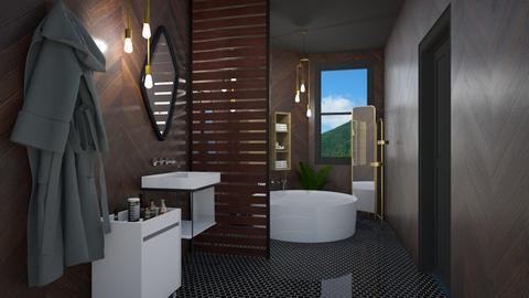 The Darkwood Dip - Modern - Bathroom - by 3rdfloor
