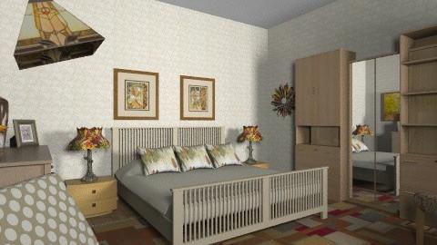 Autumn - Classic - Bedroom - by milyca8