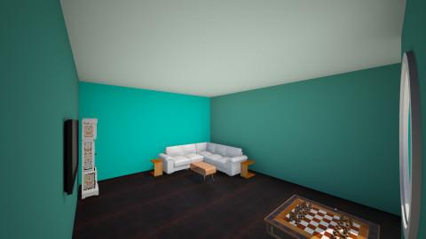 Living1 - Modern - Living room - by Jduke