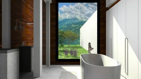 PolarCrossMagic - Modern - Bathroom - by 3rdfloor