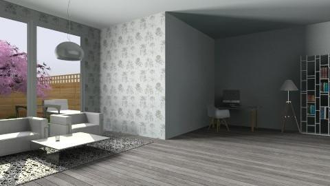 Modern Living  Room - Modern - Living room - by Christian Razvan