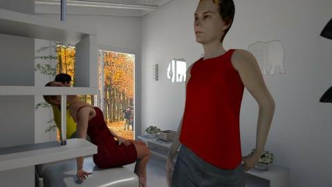 fffffffffffdddddddddddd - Masculine - Living room - by keylamarla